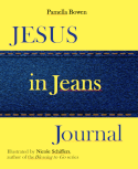 Jesus in Jeans for bookmark 125x153