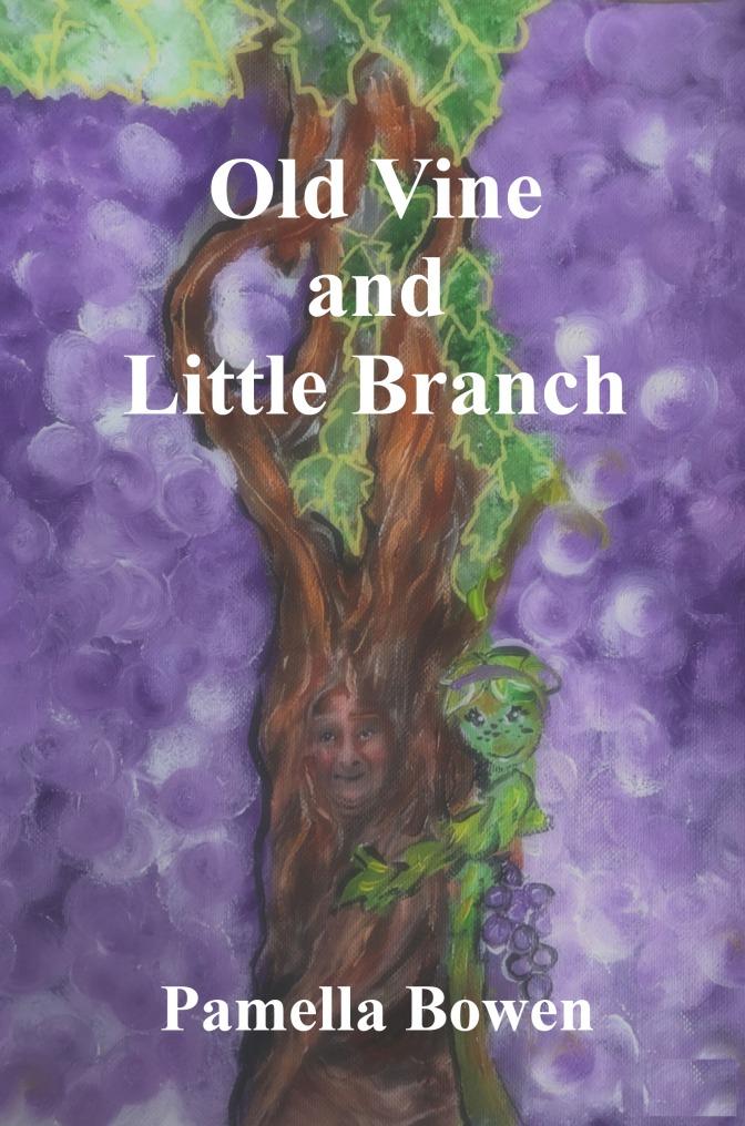 old vine kindle cover