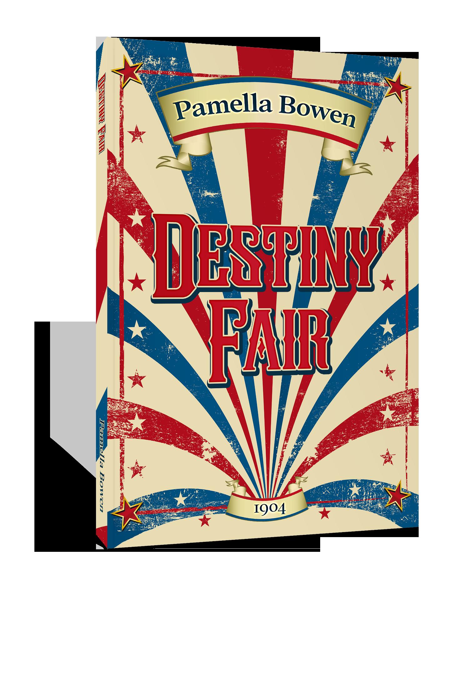 destinyfair 3D cover